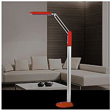 WLP-WF Floor Lamps Torchieres Led Red, Adjustable