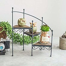 WLP-WF Flower Stand Wrought Iron Retro Flower