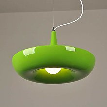 WLP-WF Green Color Hanging Lamp E27 Chandelier