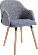 WLP-WF Modern Minimalist Armchair Cafe Desk Chair