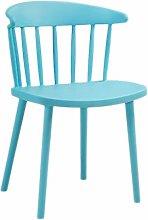 WLP-WF Modern Minimalist Dining Chair Desk Chair