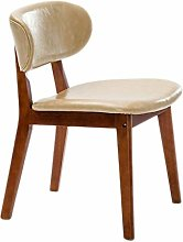 WLP-WF Modern Minimalist Solid Wood Chair Desk