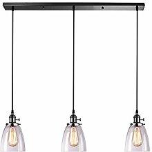 WLP-WF Modern Simple Pendant Lights Glass Hanging