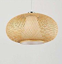 WLP-WF Pendant Lamp Hand Woven Bamboo Weaving