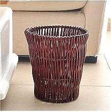 WLP-WF Sanitary Bin Trash Cans Woven Storage