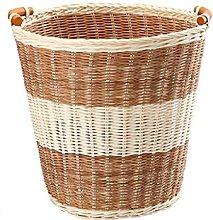 WLP-WF Trash Can, Solid Wood Trash Can Handmade