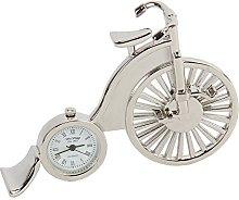 Wm.Widdop Miniature Clock Penny Farthing - 8cm
