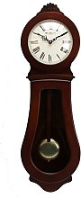 Wm Widdop W7301 Pendulum Wall Clock with chimes