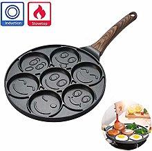 Wmeat-P Pancake Pan with 7-Cup Pancake Maker -