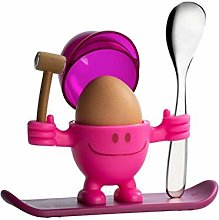 WMF 11 cm McEgg Egg Cup, Pink