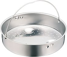 WMF 20 cm Perforated Pressure Cooker Inser