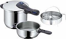 WMF Perfect Plus Pressure Cooker Set 6.5ltr &