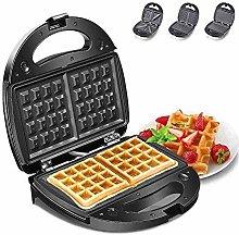 WMMCM Waffle Maker Non-Stick Non-stick Coating