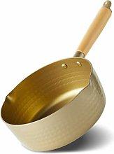 WMYATING Hot milk pan, pan, non-stick pan,