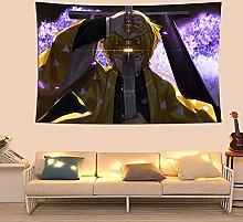 WNJK Tapestries,Anime Demon Slayer Blade Agatsuma
