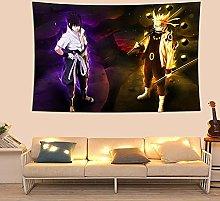 WNJK Tapestries,Anime Ninja Series Uchiha Sasuke