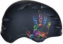 WNLBLB Adult skateboard helmet bicycle riding