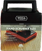 WOCA Hand Scrubber Flex with 5 RED Polishing Pads