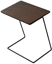 WODMB Side Table Sofa Corner Table Style Z-type
