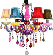 WOF 6 Light Dual Mount Chandelier Marie Therese