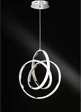 Wofi Ashley Ceiling Light 18 X LED