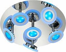 Wofi Gemma Circular Ceiling Light