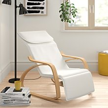 Wogara Lounge Chair Zipcode Design Upholstery