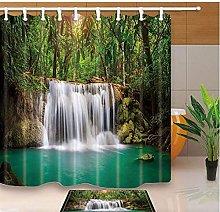 Wolf art shower curtain cheap shower curtain
