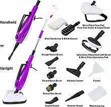 WOLF Pro 1500w Steam Cleaner Mop 14-in-1 Hand Held