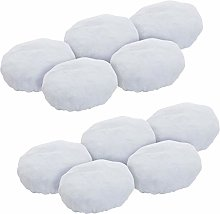 WOLF Spare Replacement Steam Cleaner Pads Cloths