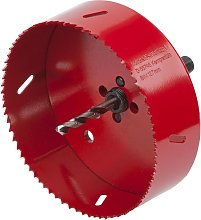 wolfcraft Hole Saw 127 mm Red 5495000