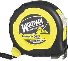 Wolfpack Grip Topline flexómetro with Brake,
