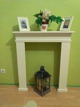 Wolkenstube Fireplace Surround White Elegant