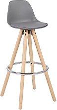 WOLTU Breakfast Kitchen Counter Bar Chair Faux
