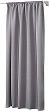 WOLTU Pencil Pleat Blackout Curtain Thermal