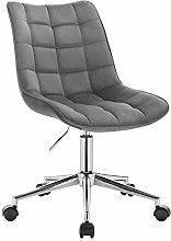 WOLTU Work Stool Office Chair Desk Chair Roll