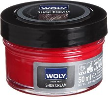 Woly Leather Creams Polish Red