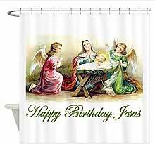 Woman and Child Shower Curtain | Many Choices of