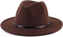 Women Men Hats Winter Fashion Felt Hat Winter Hat