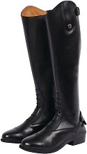 Womens/Ladies Evolution Tall Field Leather Boots