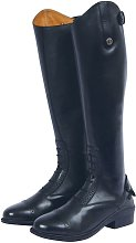 Womens/Ladies Evolution Tall Leather Field Boots