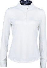 Womens/Ladies Ria Long Sleeve Competition Shirt