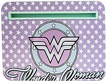 Wonderwoman Laptop Lap Desk, Compact Portable Work