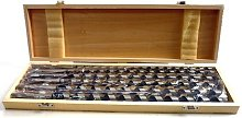 wood auger drill bits set 6 pcs 460 mm, hex shank,