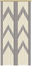 Wood Beaded Curtains String Bead Curtain for