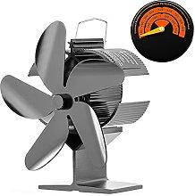 Wood Burner Fans Fireplace Stove Fan 5