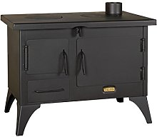 Wood Burning Cooking Garden Stove Fireplace Oven