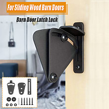 Wood Door Lock DIY Hardware Kit