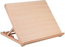 Wood Drawing Board, Adjustable Wood Drawing Board