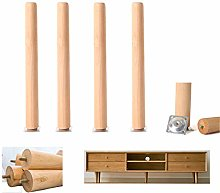 Wood Furniture Legs,Solid Beech Wood Furniture